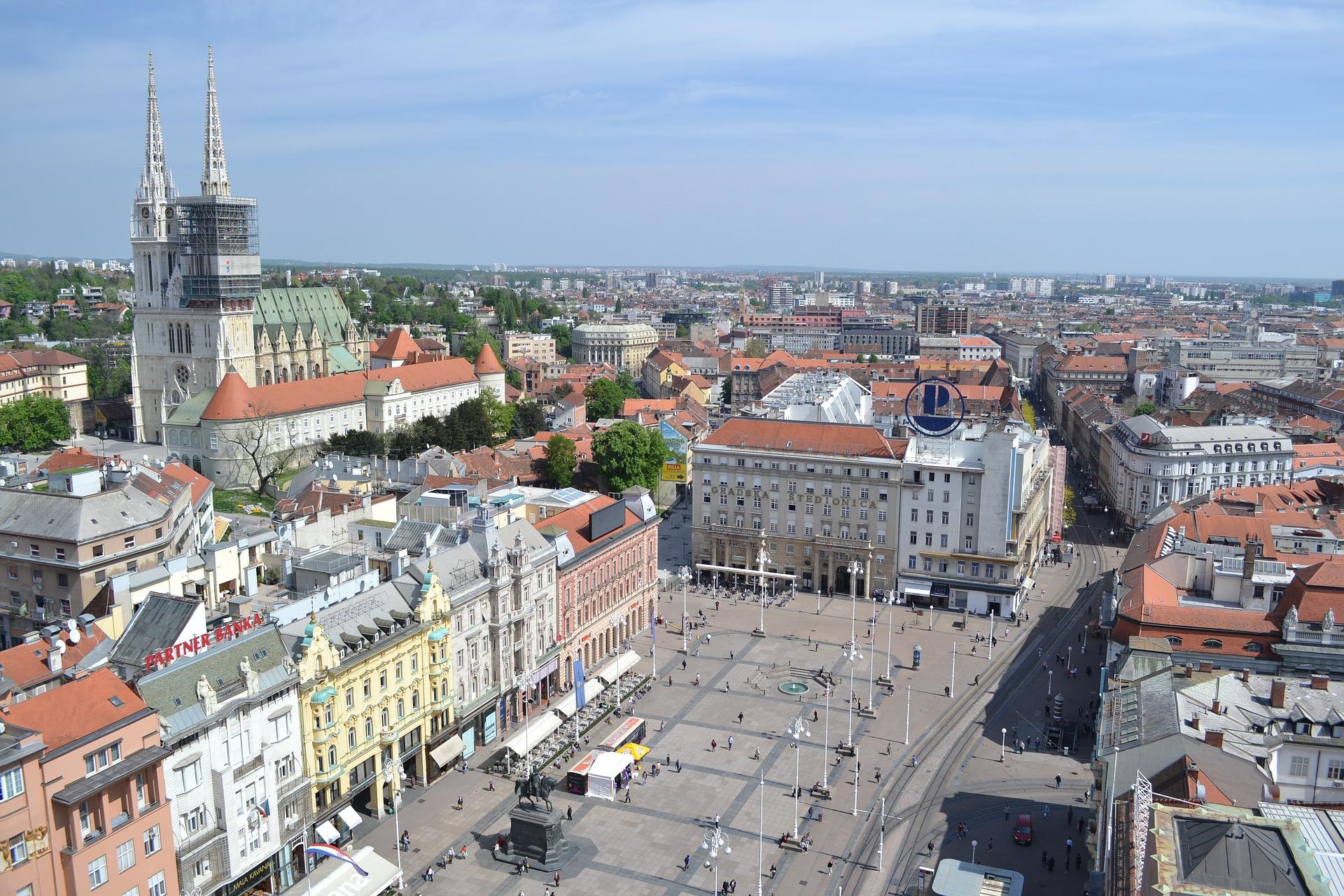Zagreb, poslovne nekretnine