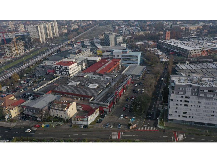 Poslovna zgrada, Zakup, Zagreb, Trnje